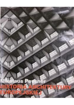 Historia architektury Europejskiej Tom  II