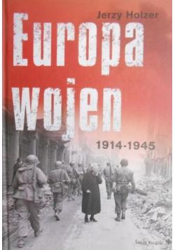 Europa wojen 1914 - 1945