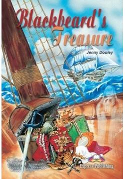 Blackbeard's Treasure. Reader Level 1