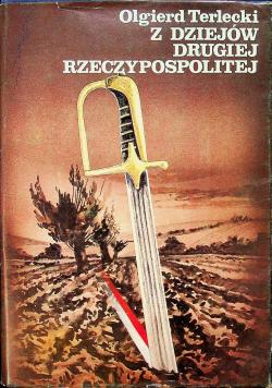 Z dziejów Drugiej Rzeczypospolitej
