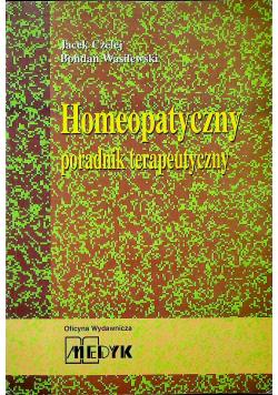Homeopatyczny poradnik terapeutyczny