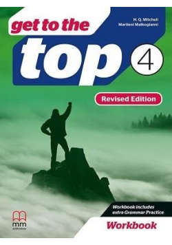Get to the Top Revised Ed. 4 WB + CD