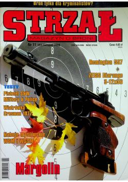 Strzał magazyn broni nr 11