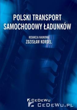 Polski transport samochodowy ładunków