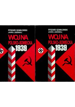Wojna Polsko - Sowiecka 2 Tomy