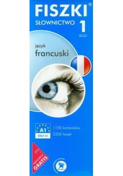 Fiszki Język francuski Słownictwo 1
