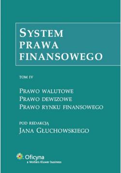 System prawa finansowego Tom 4 Nowa