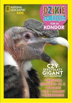 Dzikie Zwierzęta T.26 Kondor