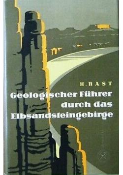 Geologischer Fuhrer durch das Elbsandsteingebirge