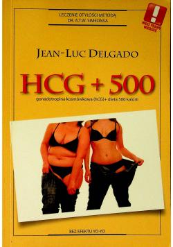 HCG  plus  500