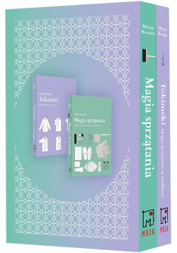 Pakiet: Magia sprzątania / Tokimeki. Magia sprząta