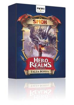 Hero Realms: Talia Bossa: Smok IUVI Games
