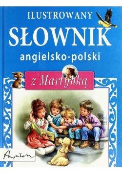 Słownik angielsko polski z Martynką