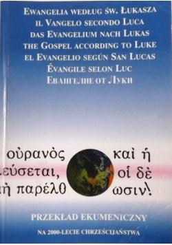 Ewangelia według św Łukasza Przekład ekumeniczny