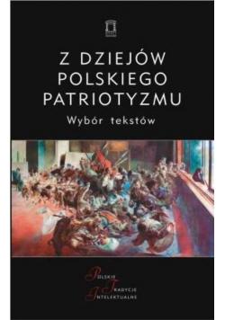 Z dziejów polskiego patriotyzmu