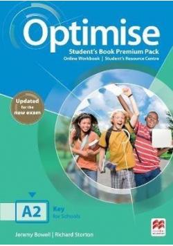 Optimise A2 Updated ed. SB Premium MACMILLAN