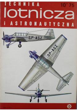 Technika lotnicza i astronautyczna nr 10