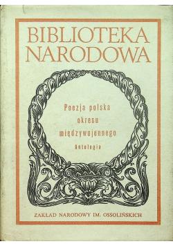 Poezja polska okresu międzywojennego