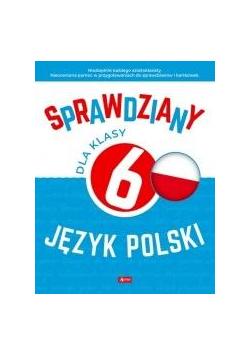 Sprawdziany dla klasy 6. Język Polski