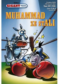 Gigant poleca Tom 104 Muhammad ze stali
