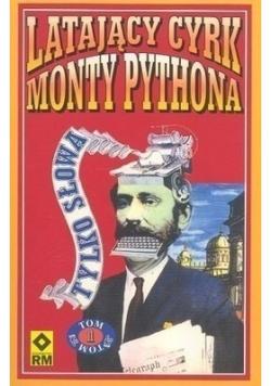 Latający cyrk Monty Pythona Tom 1