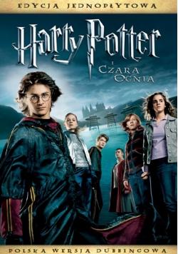Harry Potter i Czara Ognia Płyta DVD NOWA
