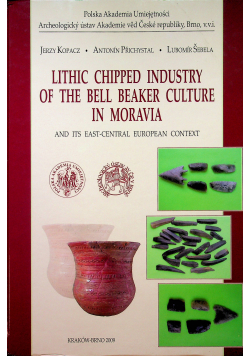 Lithic chipped industry of the bell beakre culture in moravia