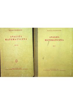 Analiza matematyczna tomy 3 i 4
