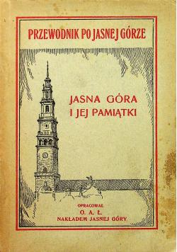 Przewodnik dla pielgrzymów i zwiedzających 1930 r