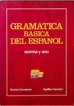 Gramática Básica del español