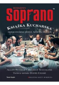 Rodziny Soprano książka kucharska