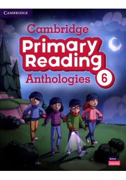 Cambridge Primary Reading Anthologies 6 Student's Book with Online Audio