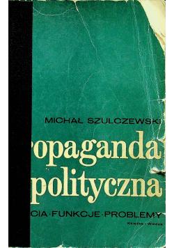 Propaganda polityczna