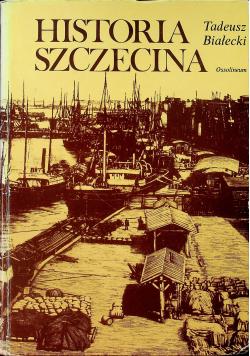 Historia Szczecina