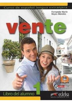 Vente 1 A1/A2 podręcznik