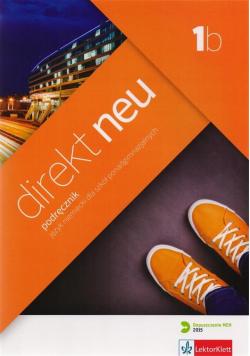 Direkt Neu 1B podręcznik plus CD LEKTORKLETT