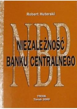 Niezależność Banku Centralnego