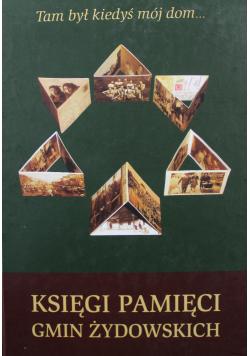 Księgi pamięci gmin żydowskich