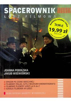 Spacerownik Łódź filmowa