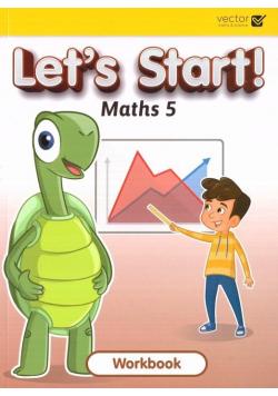 Let's Start Maths 5 WB VECTOR