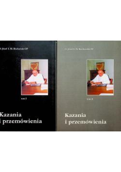 Kazania i przemówienia 2 tomy