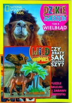 Dzikie zwierzęta T.8 Wielbłąd
