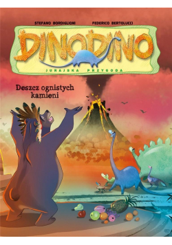 DinoDino. Deszcz ognistych kamieni