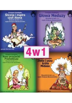 4w1 Mity greckie dla dzieci