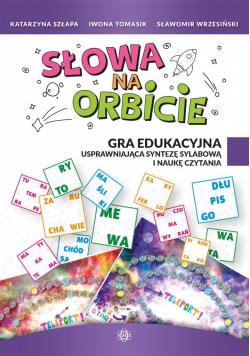 Gra edukacyjna - Słowa na orbicie