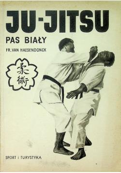 Ju Jitsu Pas biały