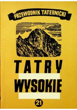 Tatry Wysokie Nr 21