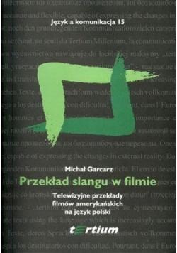 Przekład slangu w filmie