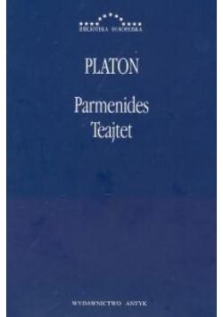 Parmenides Teajtet
