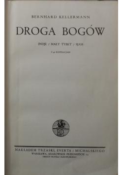 Droga Bogów ok 1931 r